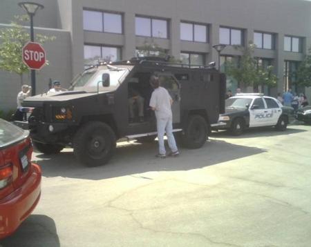 Riot Wagon